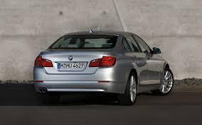 BMW 5 Series 528i bmw 2010 : 2012 BMW 528i First Drive - Motor Trend