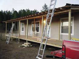 Deck Designs For Manufactured Homes 100 Great Manufactured Home Porch Designs How To Build