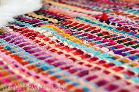 woven rug rag hand cotton rugs how to make huge woven rag rug