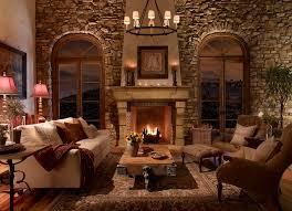indoor stone fireplace ideas decor