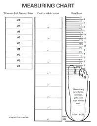 Kids Shoe Size Chart Printable Foot Chart Printable Keywords Kids Shoe Size Template
