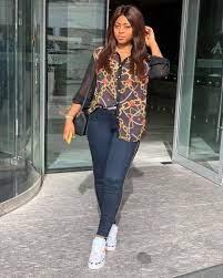 Simple But Cute Casual Fits Inspired by Regina Daniels. – Okpeke Fashion,  Beauty & Health Portal– Fashion blogs in Nigeria   Fashion bloggers in  Nigeria   Fashion News in Nigeria   List