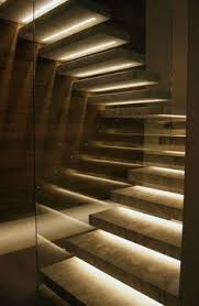 stair lighting interior. stunning stair lighting ideas that will steal interior