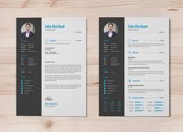 Modern Resume Templates Download Free Word Templatefessional Modern Cv Download Uk Template