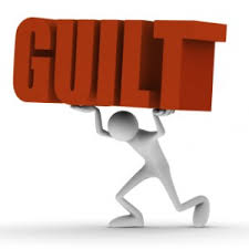 Image result for STOP FEELING GUILTY