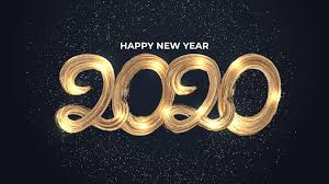 Happy New Year 2020 Hd Desktop Image Www