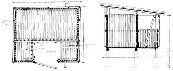 figure 10 55 house for 2 to 4 sheep goats in intensive dairy ion