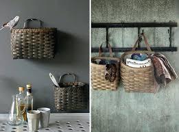 wicker wall baskets wall mounted storage baskets wall mounted wicker storage baskets home design