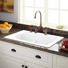 drop in white kitchen sink. Wonderful Kitchen Inset Sink Drop In Kitchen White Amazing Photos Throughout  Remarkable Intended