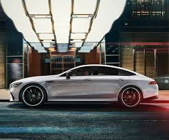 It's a striking design, and one which is unlikely to foster the sort of disapproval that greeted the first. Geneva Motor Show 2018 New Mercedes Amg Gt 4 Door Coupe