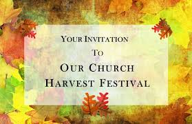 Fall Harvest Festival Invitations Ready For You To Modify And Use