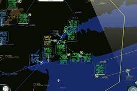 air traffic control to iPad ...