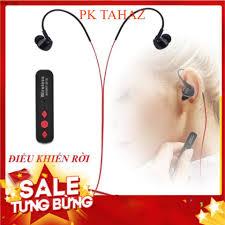 Tai nghe Bluetooth không dây điều khiển có thể tháo rời cho iPhone Samsung  Oppo … mã OTE-20_Tahaz Shop giá cạnh tranh