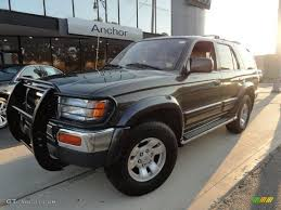 1998 Anthracite Metallic Toyota 4Runner Limited 4x4 #36063707 ...