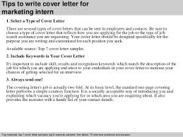 Sample Cover Letter For A Marketing Professional Sample Cover Letter
