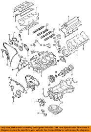 nissan oem engine crankshaft crank seal 1229631u20 nissan oem engine crankshaft crank seal 1229631u20