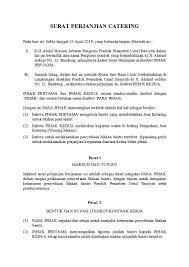 Berikut adalah contoh surat penawaran barang yang baik dan benar 15 Contoh Surat Jalan Untuk Catering Kumpulan Contoh Surat