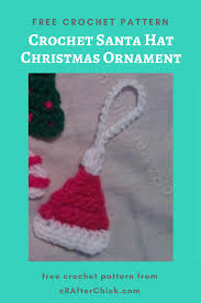 Crochet Santa Hat Pattern Best Decorating Ideas