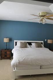 modern bedroom ceiling fan. a modern ceiling fan in our bedroom | chris loves julia