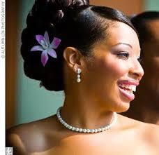 2018 Idées De Coiffure De Mariage Pour Les Femmes Noires