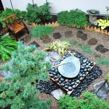 Small Picture Super Fresh Japanese Garden In Small Space With Fish Pond And
