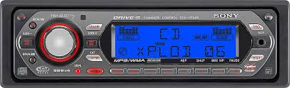 sony cdx gt400 cd player mp3 wma playback at crutchfield com