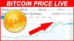 Bitcoin Price Chart Live 24 7 Btc Bcos Village