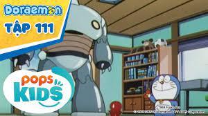 Doraemon S3 - Tập 105: Kẹo cao su biến hình