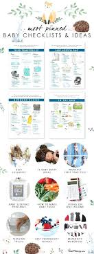 Baby Checklist Printable Ushouldcome Co
