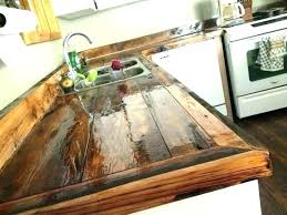 how to seal wood countertops stain wood sealing wood in the best seal around sink wooden sealer food safe stain wood