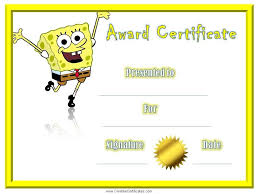 certificates of completion for kids children s certificates free and customizable instant download