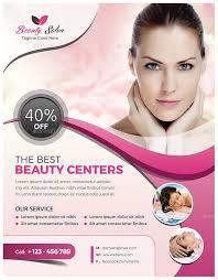 Ad Advert Advertisement Beautiful Beauty Care Clinic