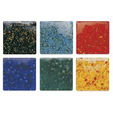 Mayco Jungle Gems Color Chart Mayco Jungle Gems Crystal Glazes Blick Art Materials