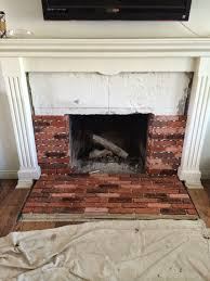 brick veneers are so awesome check out this fireplace i did for an awesome couple who desperately wanted a remodel on a very outdated space in their living