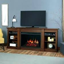 72 tv stand with electric fireplace looking new style real
