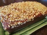 accra banana peanut cake  ghana