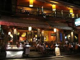 Cambodian Soup Restaurant: The restaurant facade