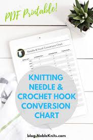 Needle Conversion