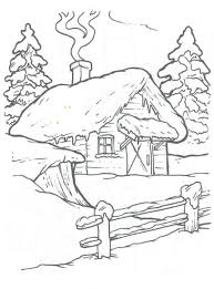 birdhouse cotes trees and landscape embroidery patterns