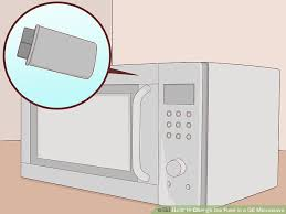 how to change the fuse in a ge microwave pictures wikihow image titled change the fuse in a ge microwave step 1