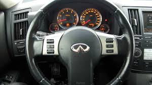 2007 Infiniti FX35. Overview of the interior. - YouTube