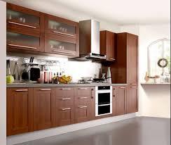 European Design Kitchen Cabinets Artificial Wood Veneer Kitchen Cabinet In European Style