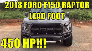 2018 ford raptor lead foot. plain raptor 2018 ford f150 raptor  lead foot color exterior walkaround and ford raptor lead foot 0