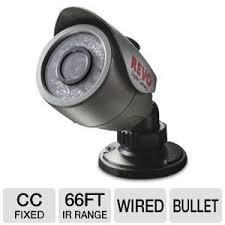 revo rcby bullet camera tvl ccd ft ir at com revo 540tvl ccd bullet camera
