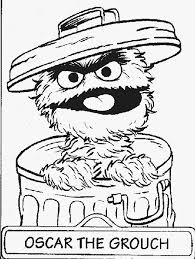 Small Picture Sesame Street Coloring Pages Simple Find This Pin And More On