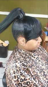 high genie ponytail and bang quick weave you with regard to weave ponytail with bangs hairstyles