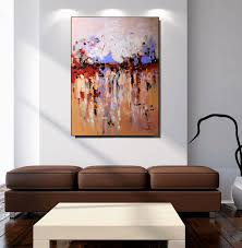 art large red wall art vertical wall art abstract by