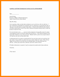 Doctor Note Sample Unique 5 Doctor Letter For Sick Leave