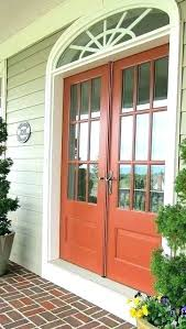 Orange front door Inside Burnt Orange Front Door Colors Fancy Orange Front Door Orange Front Door Burnt Orange Front Door Green Cream And Soft Pumpkin Upproductionsorg Burnt Orange Front Door Colors Fancy Orange Front Door Orange Front