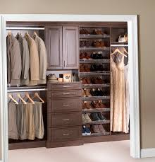 stylish alluring brown cabinet and racks plus amusing costco closet organizer with costco closet